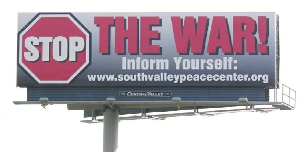 Our Billboard on Hwy 99